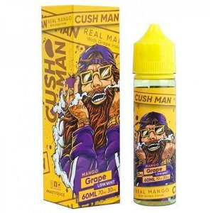 Líquido Nasty Cushman - Mango Grape