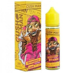 Líquido Nasty Cushman - Mango Strawberry