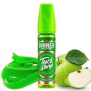 Líquido Dinner Lady Tuck Shop - Apple Sours