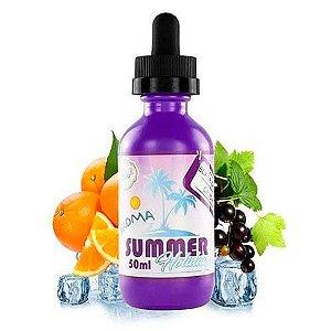 Líquido Dinner Lady Summer Holidays - Black Orange Crush
