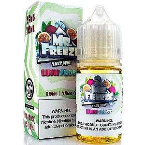 Líquido Mr Freeze Nic Salt - Lush Frost