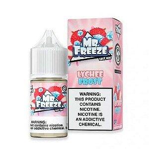Líquido Mr Freeze Nic Salt - Lychee frost
