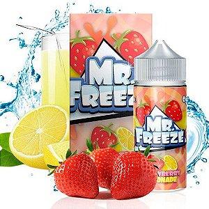 Líquido Mr Freeze Nic Salt - Strawberry Lemonade