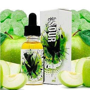 Líquido NKTR Sour - Apple