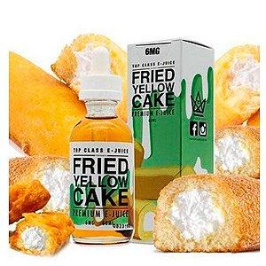 Líquido Top Class E- Juice - Fried Yellow Cake