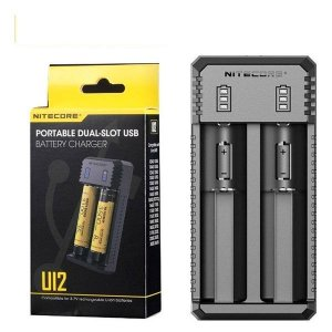Carregador de Bateria/ Pilha UI2 - Nitecore