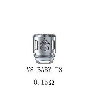 Resistência (Bobina) TFV8 Baby T8 0.15ohm - Smok