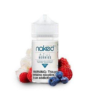 Líquido Naked 100 - Azul Berries