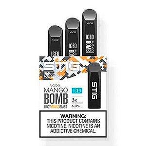 Pod Descartável STIG VGOD - Mango Bomb