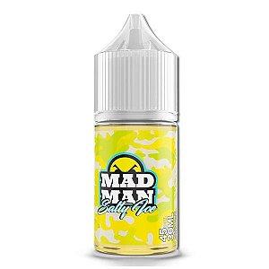 Liquido Mad Man Nic Salt- Lemon Ice