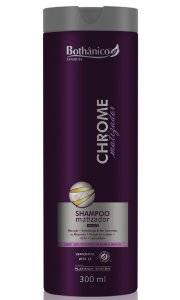 Shampoo Chrome Matizador 300 ml