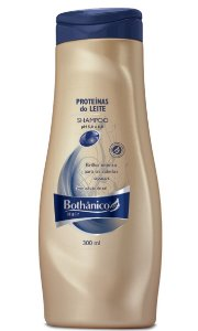 Shampoo Proteínas do Leite 300 ml