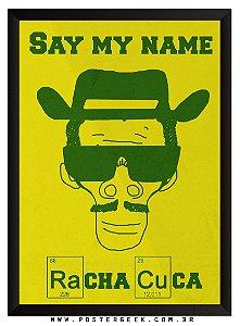 Racha Cuca - Say my name