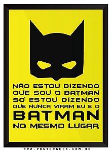 I´m Batman