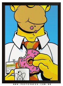 Homer Simpson - Donuts