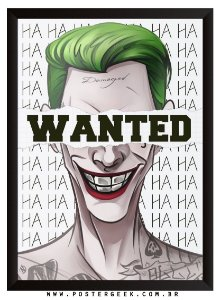 Joker - Wanted
