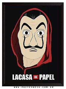 La Casa de Papel - Salvador Dalí