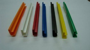 Canaleta - Perfil Plástico para Painel