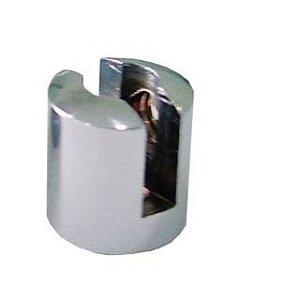 Suporte Fenda 4mm Cromado