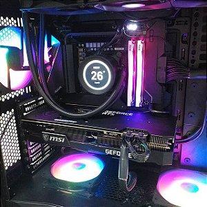 Comprou as peças do seu novo PC Gamer? Montamos ele pra você!