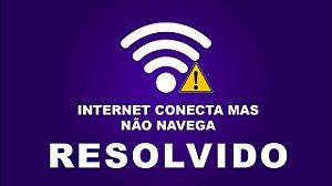 Internet Não Navega