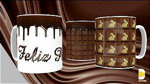 Canecas Chocolate