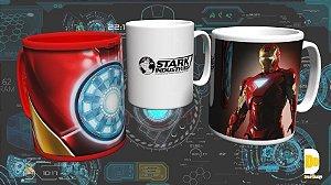 Canecas Iron-Man