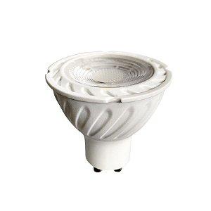Lâmpada GU10 5W LED COB (dicróica)