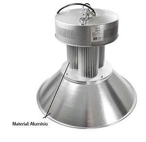 Luminária para galpão 150W high bay