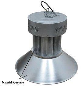 Luminária para galpão 200W high bay