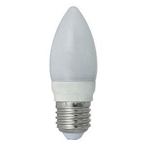 Lâmpada Vela LED 4W E27