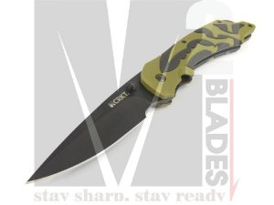 Canivete CRKT Moxie (by Matthew Lerch) Green 1101 [SUPER OFERTA]