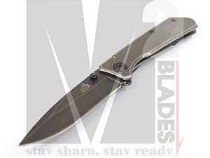 Canivete Colt Framelock Blackwashed CT652