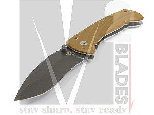 Canivete Colt Framelock G10 Tan CT600T