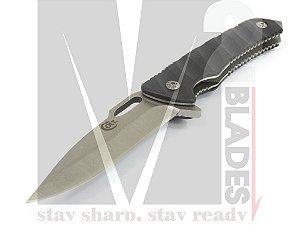 Canivete Colt c/ Abertura Assistida e talas em G10 CT654