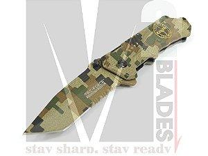 Canivete Tac-Force Rangers Digi Camo TF-458RG