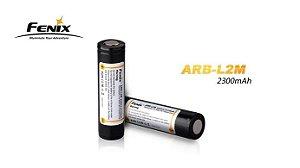 Bateria Li-ion Fenix 18650 3.6 V 2300 mA/h (ARB-L2M) Unidade