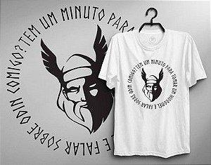 Camiseta - Falar de Odin