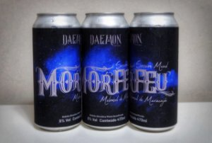 Morfeu - Melomel de Maracujá - Daemon Brew