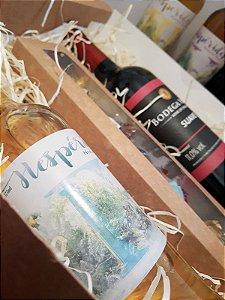 Kit hidromel e vinho suave!