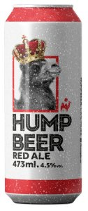 Hump Beer Red Ale - 473ml