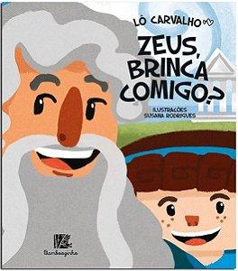 ZEUS, BRINCA COMIGO?