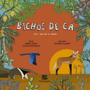 BICHOS DE CÁ - BROCHURA