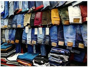 Calças Jeans Femininas - 20 Peças