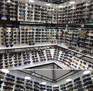 Óculos de Sol sem Marcas Modelos Diversos Masculinos e Femininos  SEM ESTOJO e  Filtro UV400 - 50 Peças