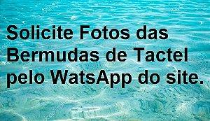 BERMUDAS DE TACTEL EM MICRO FIBRA TODAS COM BOLSO 10 PEÇAS