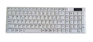 Teclado Wireless Freetech Fr-kb200 2,4Ghz