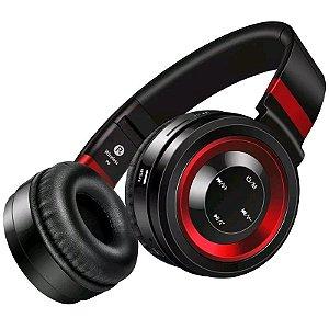 Fone de ouvido Sound Intone P6 Bluetooth V4.1 Dobrável