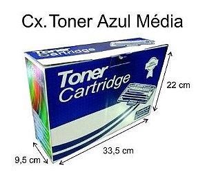 Caixa Neutra Para Toner Média Com 100 Unidades.
