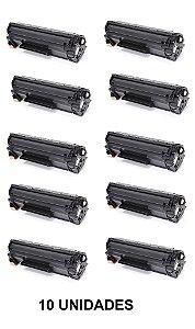 Toner Compatível Hp Universal Hp Cf283a 83a 10 unidades